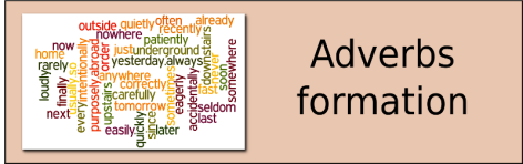 adverbs-formation