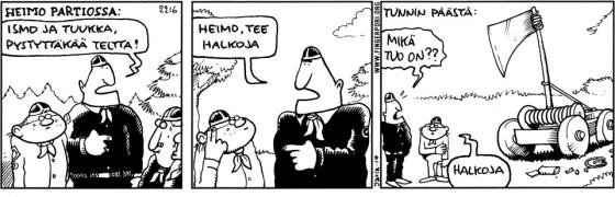Halkoja