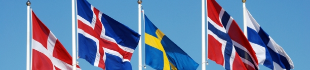 Scandinavian-Flags