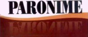 Paronime1