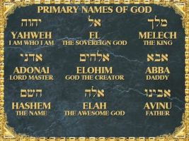 primary-names-of-god